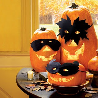 halloween decorar calabazas