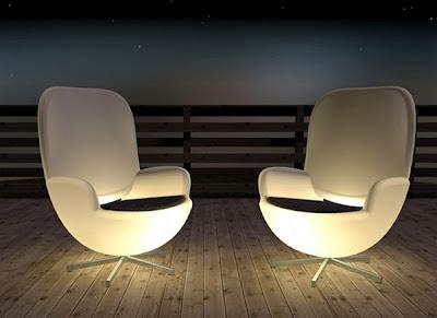 fauteuil design et créatif