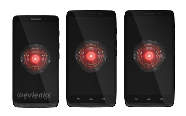 Motorola Droid Family Press Render