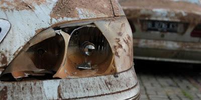 Perbaikan Lampu Mobil Pasca Terendam Banjir, Agung Car