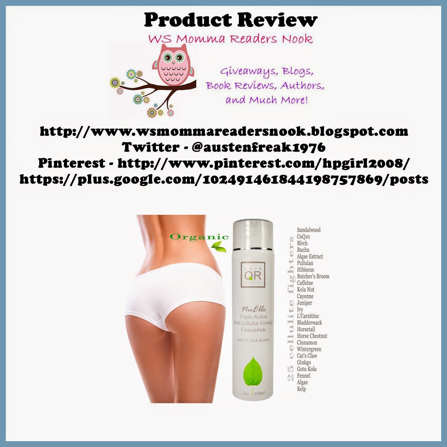 http://www.amazon.com/Cellulite-Concentrate-Caffeine-LCarnitine-ingredients/dp/B003UJHSUI/ref=sr_1_1?ie=UTF8&qid=1411803973&sr=8-1&keywords=nuelle+triple+action+anti+cellulite+concentrate