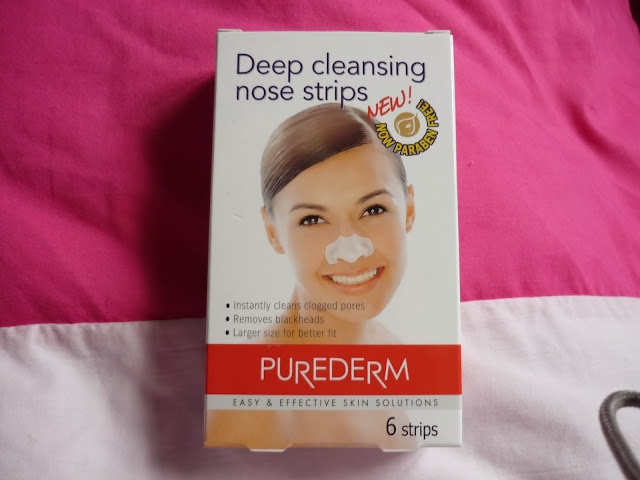 Deep Cleansing Nose Strip Review