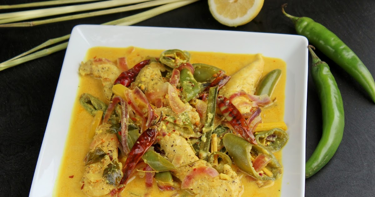 Kitchen Simmer Lemongrass Chicken Curry