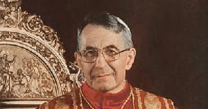 the saint bede studio blog papal retrospective john paul i