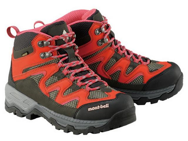 Sepatu MontBell WAWONA BOOTS GTX