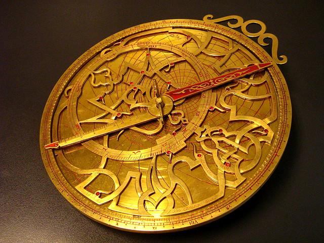 storia dell'informatica e dei computer, invenzione dell'astrolabio