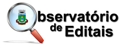 Observatório de Editais