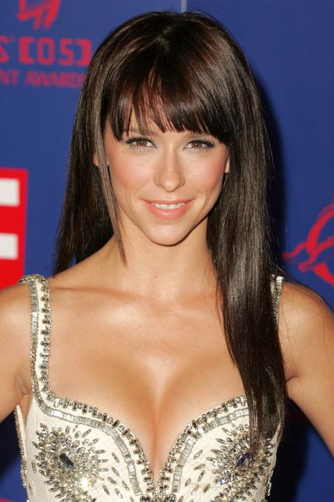front bangs hairstyle. Hairstyles Without Bangs