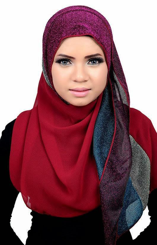 Hijab underscarf