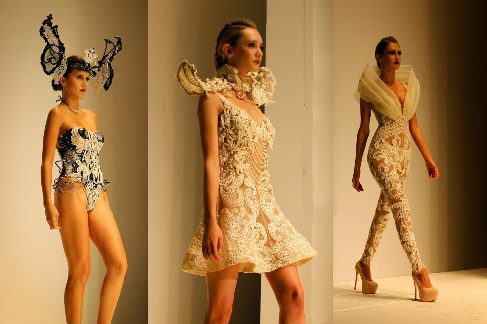 Dar Sara At La Style Fashion Week Dressing Wildfire