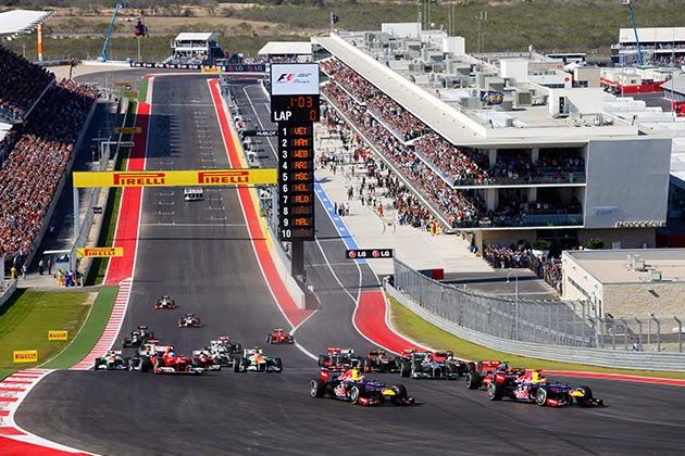 F1 GP Stati Uniti in Diretta TV Oggi: info streaming e griglia di partenza. Le Ferrari a Austin