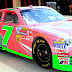 Danica Patrick, GoDaddy & Motorsports Authentics go pink in support of Breast Cancer Awareness