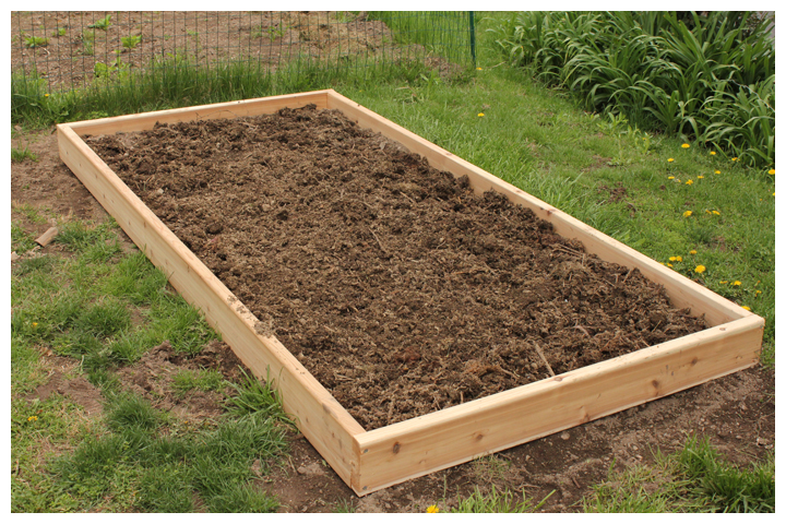 365 Days to Simplicity: Raised Garden Bed