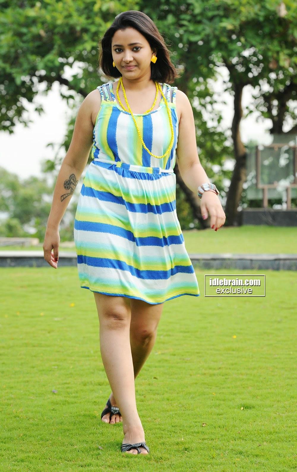 Swetha Basu young