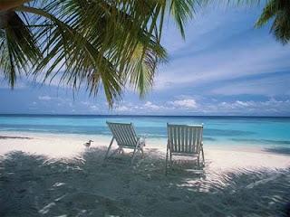 plaża wakacje słońce