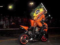 COBRAS MOTO SHOW NA PRAÇA
