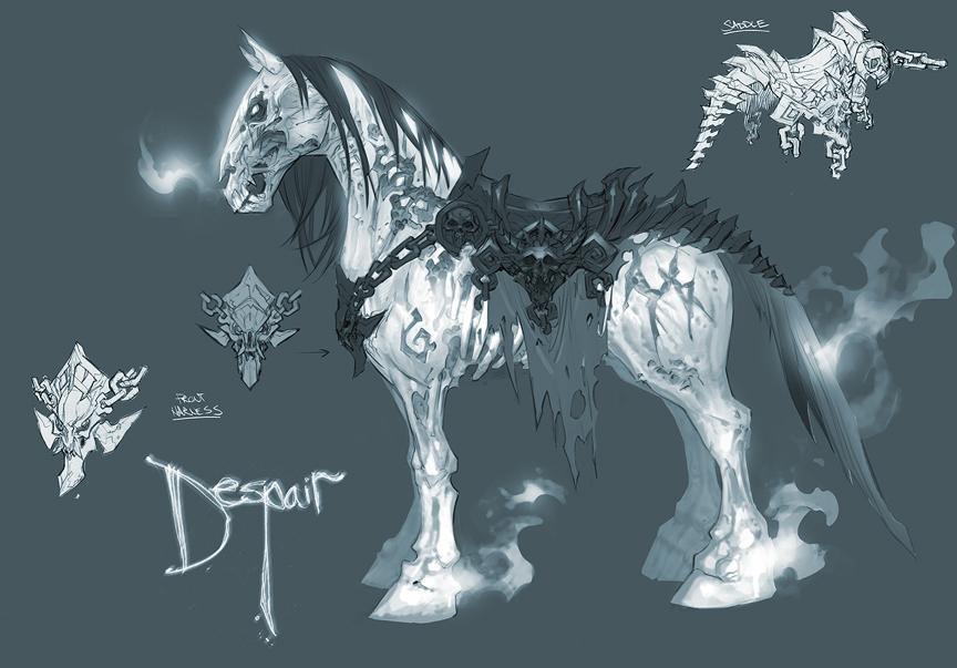 Darksiders Despair Games review, ratings ...