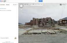 Google Street View muestra Japón después del terremoto