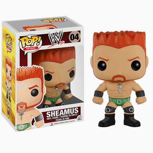 Funko Pop! Sheamus