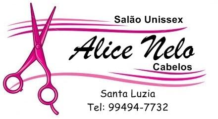 SALÃO ALICE NELO CABELOS
