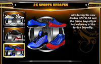 Jordan CP3 VI AE & Game Royal Red Colorway of Jordan Superfly
