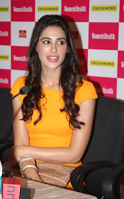 nargis fakhri launches womens health magazine latest photos