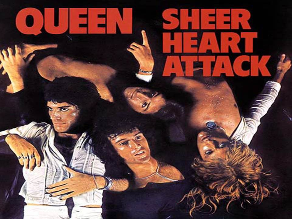 Queen tercer álbum Sheer Heart Attack