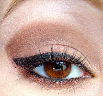 365 Days of Makeup, Brown Eyes, Arabic Makeup