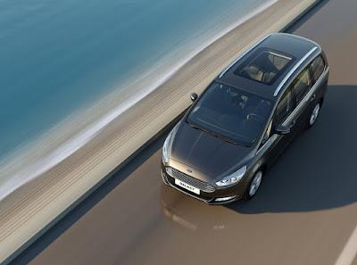 Το νέο Ford Galaxy