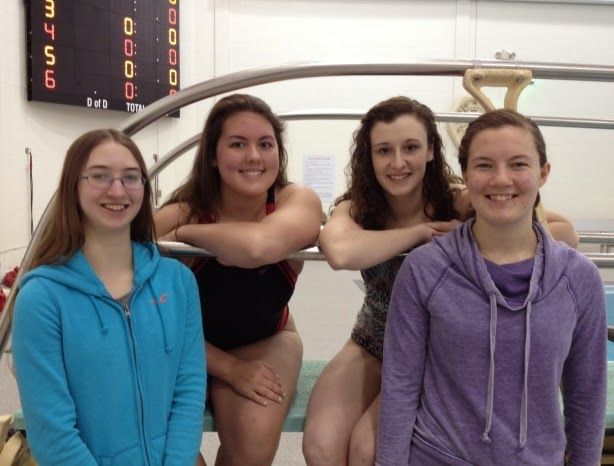 Knox High School Khs Girls Swimming Amp Diving Sectionals