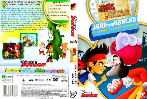 Jake e os Piratas da Terra do Nunca - Jake vs Gancho - O Último Confronto Pirata