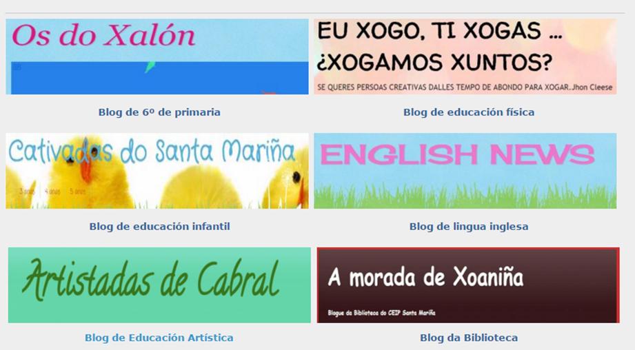 Os Nosos Blogues