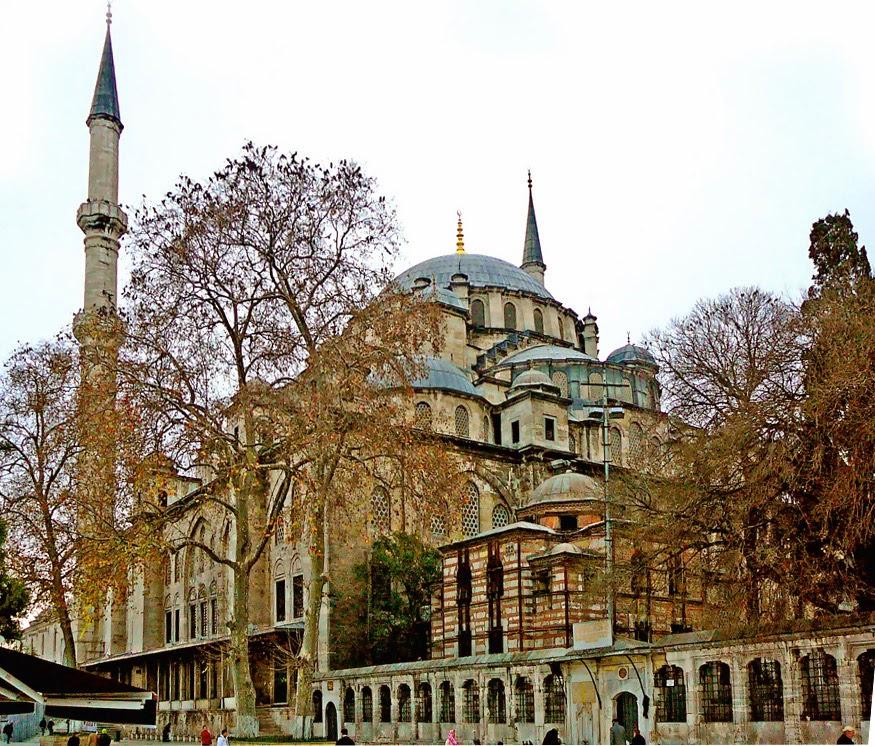 Kamal Ataturk Jadikan Masjid Sebagai Gudang Dan Muzium