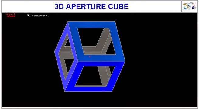 http://dmentrard.free.fr/GEOGEBRA/Maths/export4.25/Cubeperce.html