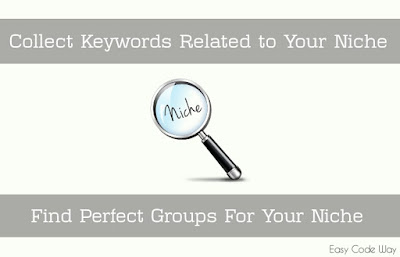 Find Perfect Groups for Your Niche