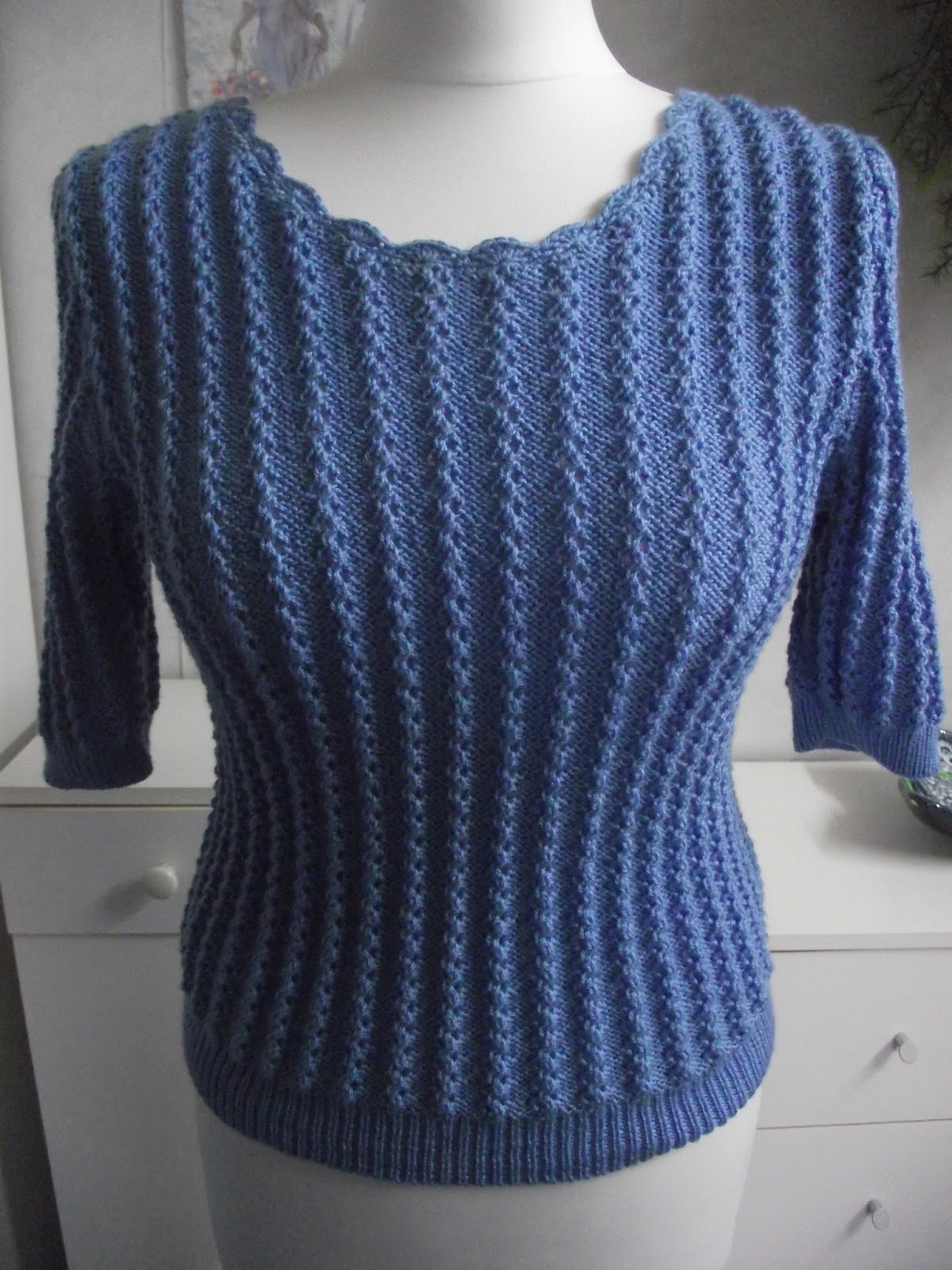 crochet et tricot facile avec explications janvier 2012. Black Bedroom Furniture Sets. Home Design Ideas