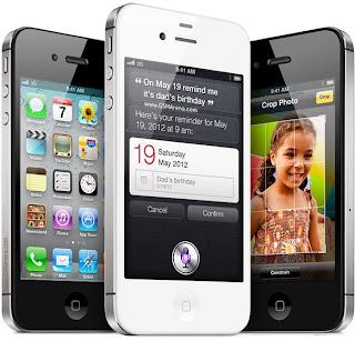 Spesifikasi iPhone 4S