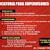 CONVOCATORIA PARA SUPERVISORES RESIDENTES