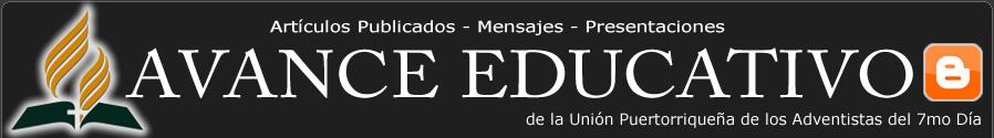 AvanceEducativo.net - Articulos Publicados