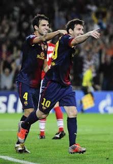 Barca Sudah Rancang Kontrak Baru untuk Messi
