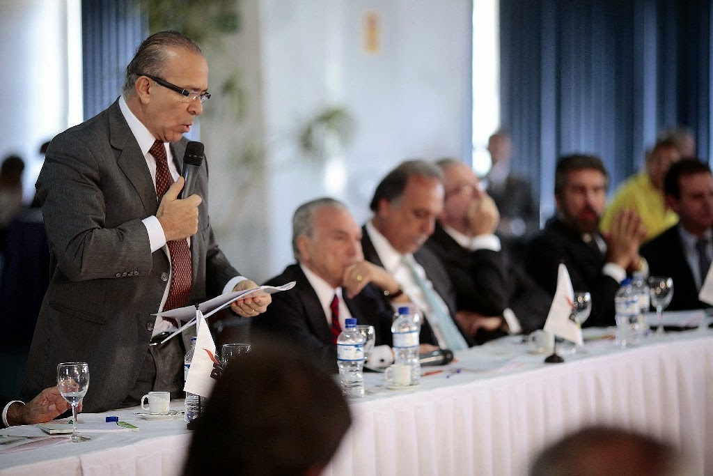 O presidente nacional da Fundação Ulysses Guimarães,  deputado Eliseu Padilha, conduzirá o processo