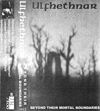 Ulfhethnar - Beyond Their Mortal Boundaries [EP] (2001)