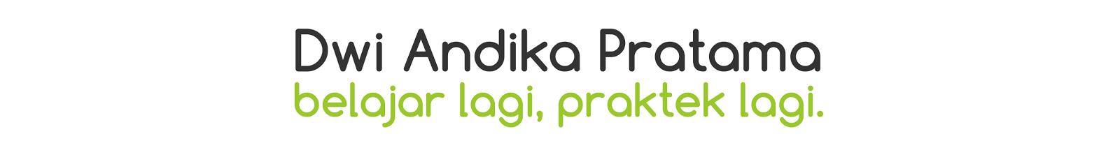 Dwi Andika Pratama