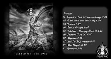 """La banda ha hecho oficial el tracklist del nuevo CD """"Revolution"""""""