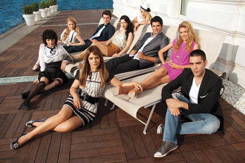 televiziji Pink sa emitovanjem je počela turska tinejdžerska serija ...