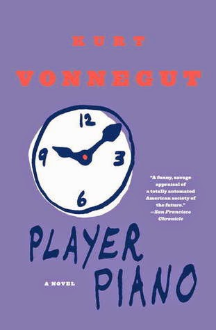 Book cover for Player Piano by Kurt Vonnegut