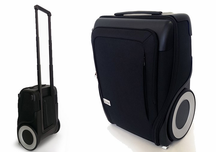 G-RO a Carry-on Luggage Every Business Man Must Have | Spicytec