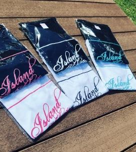 『Island Vibez』<br>T-Shirts(Tシャツ)