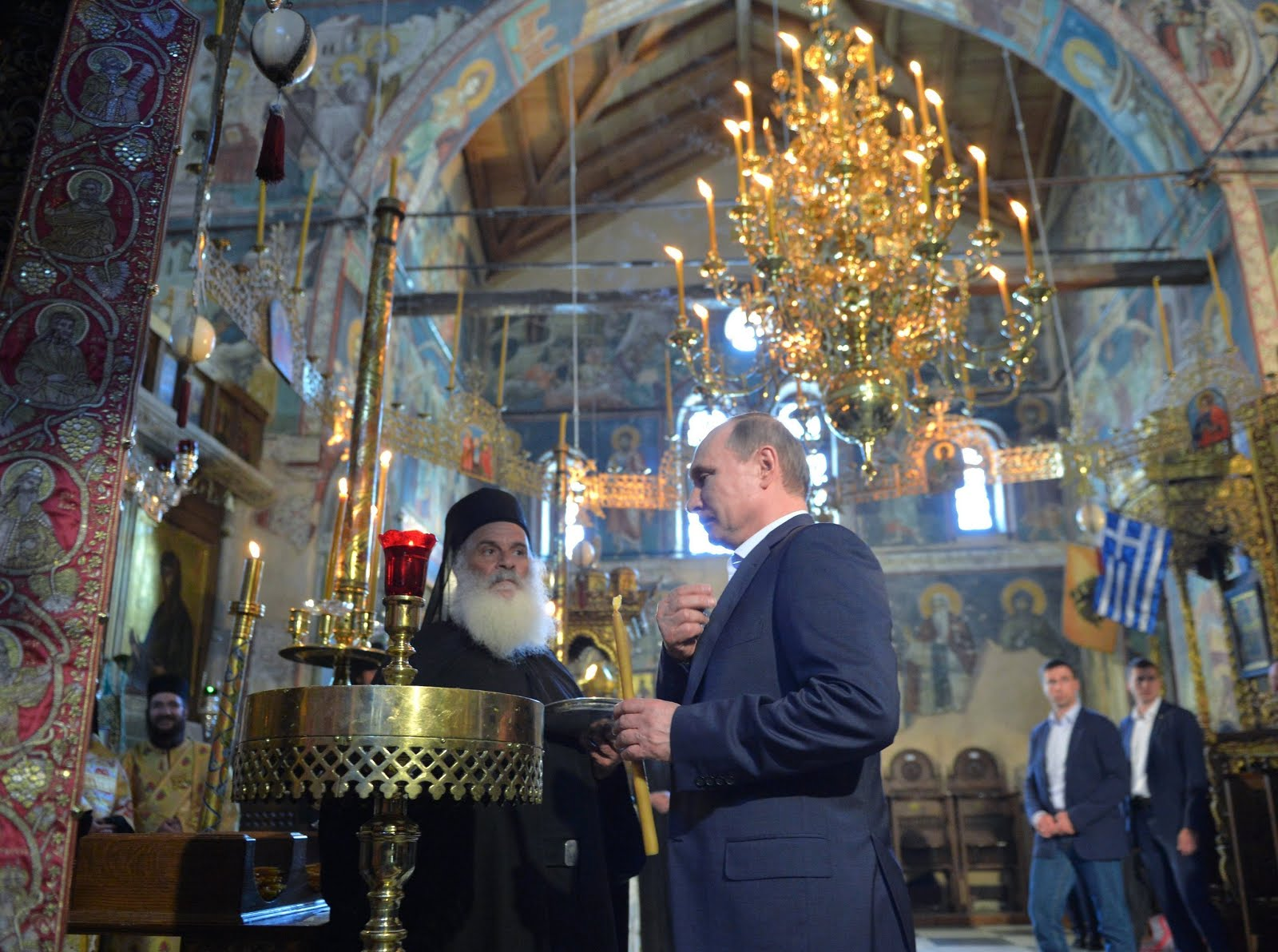 The Real Orthodox Political Leader