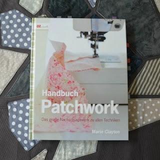 Marie Clayton - Handbuch Patchwork